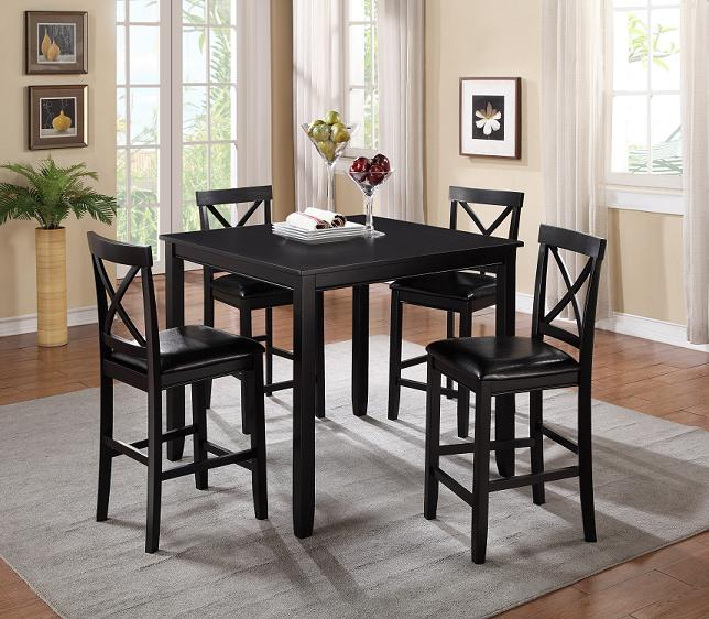 Tahoe 5 Pc Counter Set Good Find Furniture